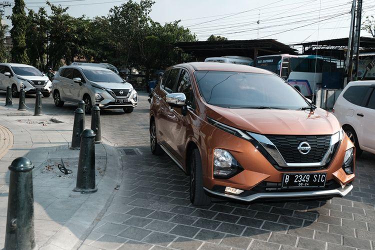 Test Drive Nissan Livina Semarang-Yogyakarta