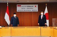 Indonesia-Jepang Segera Sepakati Kerja Sama soal Transfer Alutsista