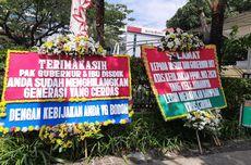 Kecewa Jalur Zonasi PPDB DKI, Orangtua Kirim Karangan Bunga