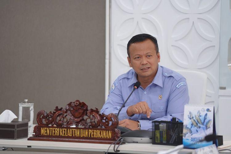 Menteri KP 2019-2024 Edhy Prabowo