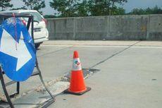 Ban Pecah dan Pelek Rusak karena Lubang di Tol, Ini yang Harus Dilakukan