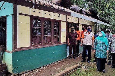 Diterjang Angin Puting Beliung, 221 Rumah Warga di Kabupaten Tegal Rusak