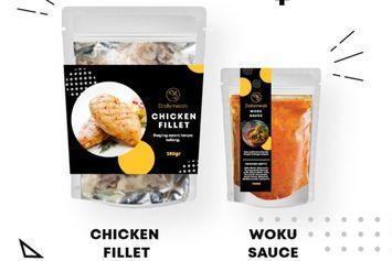 Kolaborasi Chef Juna, WillGoz, dan Dailybox Lahirkan Masakan Rumah Siap Saji