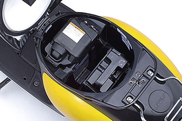 Yamaha e-Vino 2021
