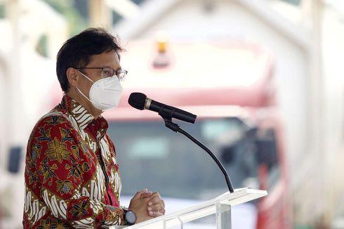 Menkes Sebut Kabupaten Bogor Harus Kejar Target 3 Juta Vaksin Sesuai Perintah Presiden Jokowi