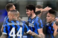 Inter Milan Dikabarkan Akan Ubah Nama dan Logo Klub