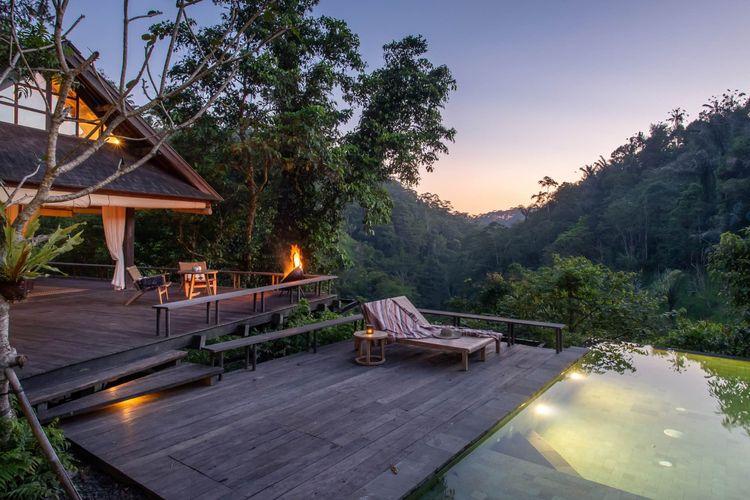 Banyan Tree Escape di Bali