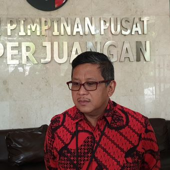 Sekretaris Jenderal DPP PDI-P Hasto Kristiyanto