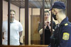 Rezim Otoriter Lukashenko Makin Keras, Pemimpin Oposisi Belarus Dihukum 11 Tahun Penjara