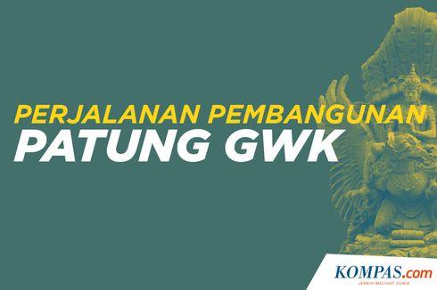 INFOGRAFIK: Perjalanan Pembangunan Patung GWK