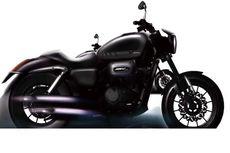 QJ Motor Kenalkan Konsep Calon Harley Sportster Asal China