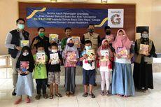 Pelanggan Gramedia Turut Berdonasi demi Kemajuan Pendidikan dan Literasi