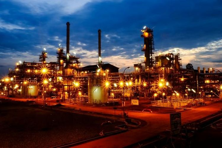Central Processing Plant (CPP) Rekayasa Industri