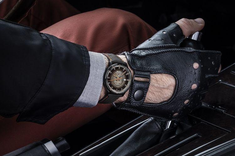 Brand jam tangan asal Swiss, Mido, meluncurkan Commander Gradient sebagai penghormatan kepada mesin ikonik Caliber 80