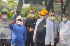 Airlangga Hartarto dan Muhaimin Iskandar Jalan Pagi Bareng, Sinyal Koalisi Golkar-PKB di Pemilu 2024?