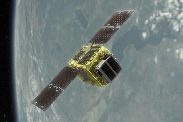 Misi ELSA-d yang diluncurkan akan mendemonstrasikan teknologi untuk menangkap puing antariksa.