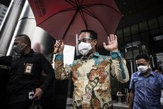 Diperiksa KPK, Plt Gubernur Sulsel Mengaku Sampaikan Keterangan Tambahan