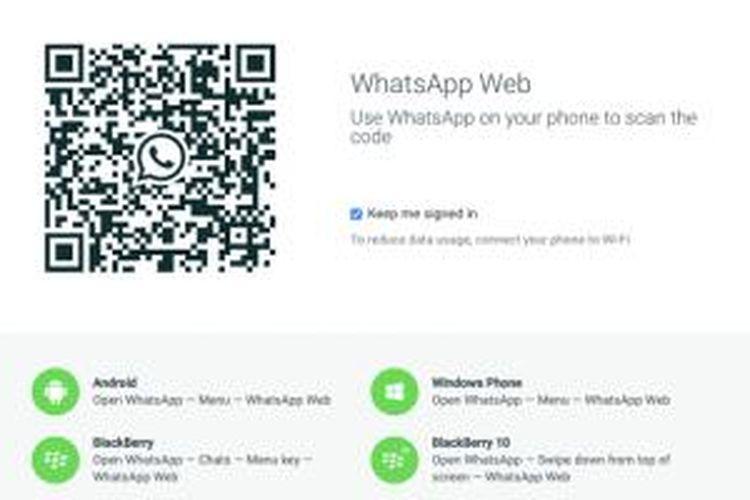 Whatsapp Web Sudah Bisa Dipakai Di Iphone