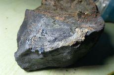 Air Rendaman Batu Meteorit yang Jatuh di Lampung Diburu Warga, Ahli Jelaskan Kandungannya