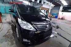 Toyota Alphard di Balai Lelang Mulai Rp 70 Juta, Termahal Cuma Rp 240 Jutaan