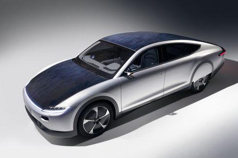 Bridgestone dan Lightyear Kolaborasi Ciptakan Ban Mobil Listrik Bertenaga Surya