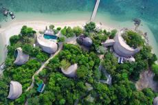 Karantina ala Crazy Rich Asian Saat Corona: Pelesiran ke Pulau Pribadi