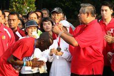 Juara Independence Day Run, Ezekiel Ruto: Lari adalah Pekerjaan Saya