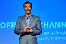 Lulusan ITB jadi Bos Baru BlackBerry Indonesia