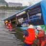 Bus 'Nyungsep' ke Danau karena Sopir Mabuk, 21 Penumpang Tewas
