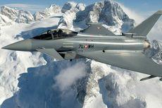 Menilik Eurofighter Typhoon, Jet Tempur yang Hendak Dibeli Menhan Prabowo