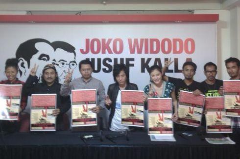 Jokowi Akan Hadiri Konser Salam Dua Jari di GBK