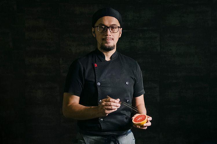 Chef Andrian Ishak