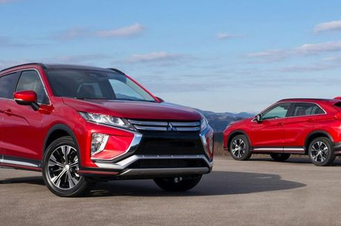Akhirnya Crossover Terbaru Mitsubishi Muncul Juga