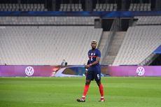 Paul Pogba Kesulitan di Man United, Timnas Perancis Jadi Pelariannya
