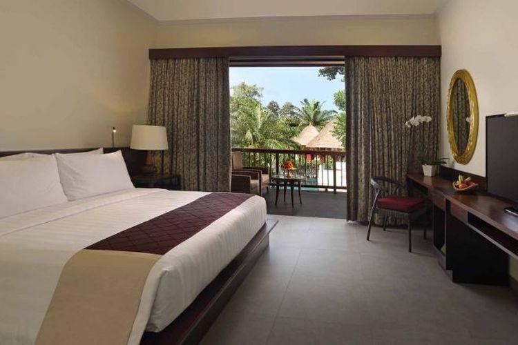 Ilustrasi Kamar Hotel Griya Santrian, Sanur, Bali