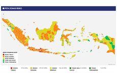 Jateng Terbanyak, Ini Daftar 29 Zona Merah Covid-19 di Indonesia