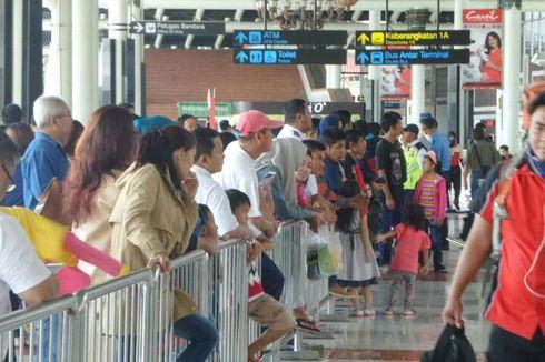 Lebaran 2017, Penumpang Bandara Soekarno-Hatta Meningkat 10 Persen