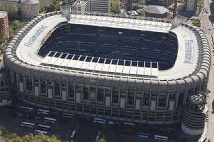 Stadion Real Madrid, Santiago Bernabeu