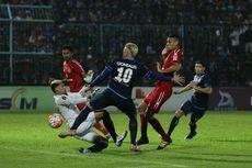 Dramatis, 5 Gol Gonzales Loloskan Arema FC ke Final Piala Presiden