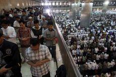 Sebanyak 200.000 Umat Muslim Diprediksi Shalat Idul Adha di Masjid Istiqlal