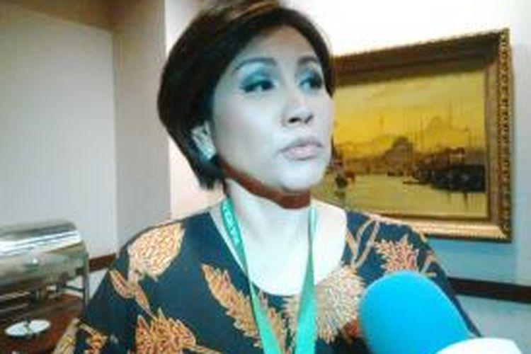 Ketua Umum INSA hasil RUA Lanjutan Surabaya, Carmelita Hartoto