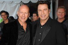 Bruce Willis dan John Travolta Bakal Reuni lewat Film Paradise City
