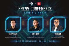 EVOS Umumkan Kerja Sama untuk Mendorong Ekosistem Esports Indonesia