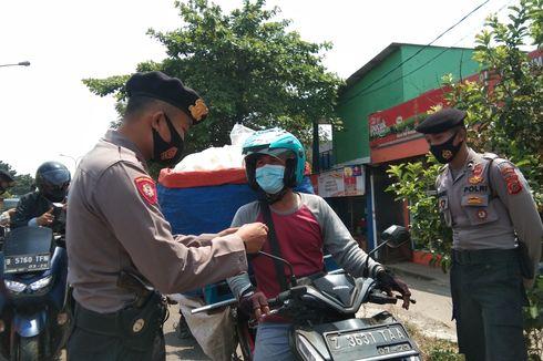 Kisah Mansur Lolos Penyekatan Perbatasan Bekasi-Karawang, Sebut Pulang Kampung ke Pemalang