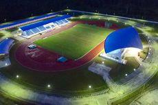 Mengenal Stadion Atletik Mimika di Tanah Papua, Dibangun dengan Anggaran Rp 468 Miliar