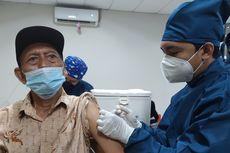 UPDATE 26 Oktober: Capaian Vaksinasi Covid-19 Dosis Pertama Tembus 54,9 Persen