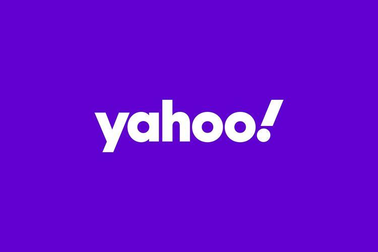 Tampilan logo baru Yahoo