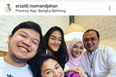 Khawatir Putri Bungsunya Positif Covid-19, Gubernur Bangka Belitung Bikin Syair