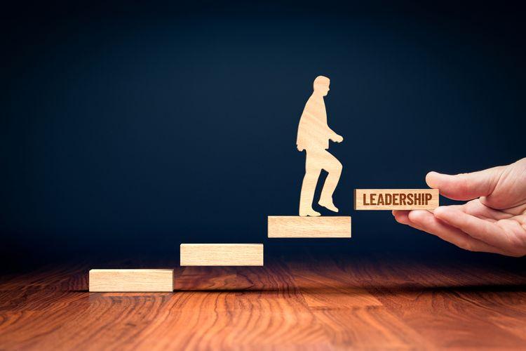 Ilustrasi berlatih self-leadership.