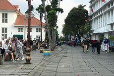 Pengunjung Wisata Kota Tua Capai 2.412 dalam Sehari Saat Libur Panjang